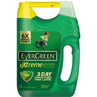 Evergreen Extreme Green 80m² Garden Spreader