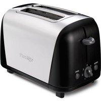 Prestige 2-Slice Stainless Steel Toaster - Black