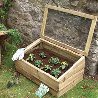 Grange Fencing Cold Frame Single Growing Box