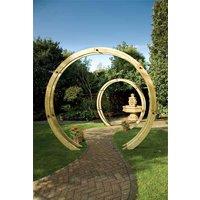 Grange Fencing Free Standing Flower Circle