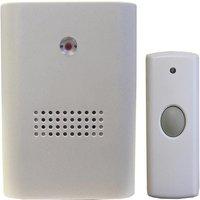 Uni-Com Portable Door Chime - Grey