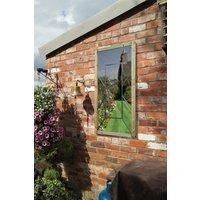 Grange Fencing Garden Mirror Perspective Window