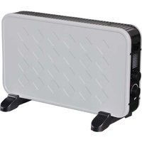 Connect-It 2000W Convector Heater - White