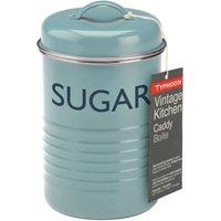 Typhoon Vintage Kitchen Sugar Canister - Blue