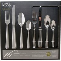 The Arthur Wood Prestbury 16 Piece Cutlery Set