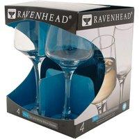 Ravenhead Nova White Wine Glasses - Set of 4