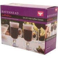 Ravenhead Entertain Irisih Coffee Glasses - Set of 2