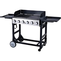 Outback Party 6-Burner Gas BBQ