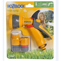 Hozelock 2347 Multi Spray Garden Watering Gun Starter Set