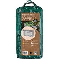 Garland Medium Flat Trolley BBQ Cover - H74 x W130 x D63cm