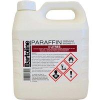 Bartoline Premium Paraffin 4 Litre