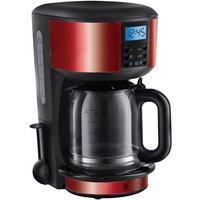 Russell Hobbs 20682 Legacy Filter Coffee Maker with Keep Warm Function - Red