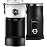 Lavazza 18000422 Jolie and Milk Coffee Machine - White