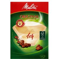 Melitta 1x4 Coffee Filter Papers - Pack of 40