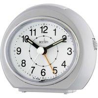 Acctim Easi-Set Alarm Clock - White