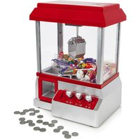 Elgento Candy Catcher Battery Operated Sweet Grabber Arcade Machine
