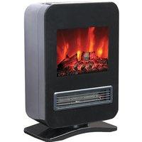Fine Elements 2000W Desktop Flame-Effect Fan Heater