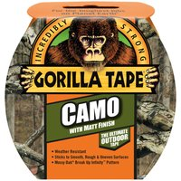 Gorilla 8.2m Camo Tape