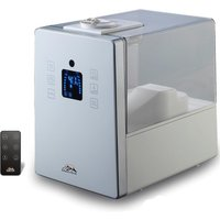 Heaven Fresh Cool & Warm Mist Digital Humidifier with Remote Control - White