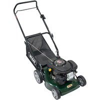 Webb WER41HP 118cc Petrol Push Lawnmower