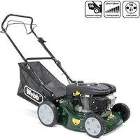 Webb WER41SP 118cc Petrol Self-Propelled Lawnmower