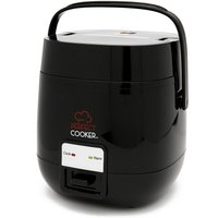Perfect Cooker One Touch Portable Multi-Cooker - Black
