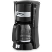 DeLonghi Filter Coffee Maker - Black