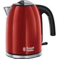 Russell Hobbs Colours 1.7L Kettle - Red