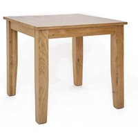 Ametis Croft Oak Square Dining Table KIN-15