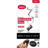 Sugru Neutral Mouldable Glue - 3 Pack