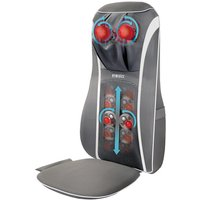 Homedics 2-in-1 Shiatsu Back and Neck Massager Chair Cover