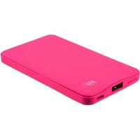 Kit 6,000mAh Power Bank - Pink