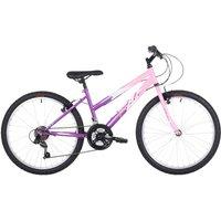 Flite Delta Girls 24-Inch Wheel Mountain Bike