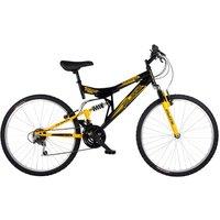 Flite Taser II 18-Inch Frame Full Suspension Mens Mountain Bike