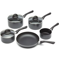 MasterClass 5-Piece Pan Set