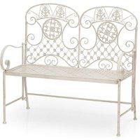 Amelia Lucia Two-Seat Bench