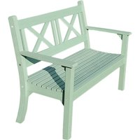 Maywick Winawood 2-Seater Bench - Duck Egg Green