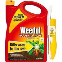 Weedol Rootkill Plus Power Spray - 5 Litres