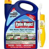 Patio Magic Power Spray - 5L
