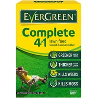Evergreen Complete Lawn Feeder and Weed Killer