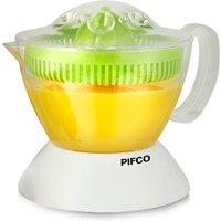 Pifco Electric Citrus Juicer - White