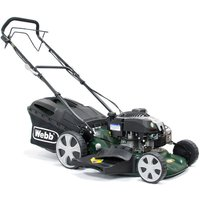 Webb R18SPES Electric Start Petrol Rotary Mower
