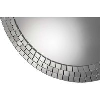 Croydex Meadley Mosaic Surround Circular Mirror