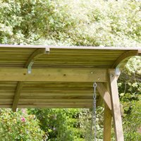 Zest4Leisure Hollywood Canopy for Swing Seat