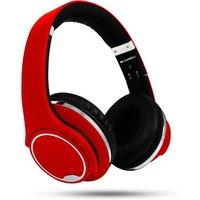 Soundz SZ950 Twist Headphones - Red