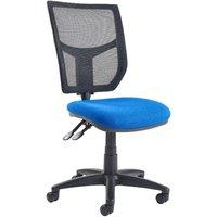 Dams Altino High Back Operator Chair - Blue