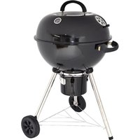 Master Cook Firefly Kettle BBQ - Black