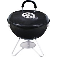 Master Cook Firefly Table Top Kettle BBQ - Black