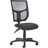 Dams Altino High Back Operator Chair - Charcoal