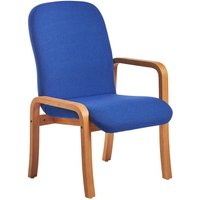 Dams Yealm Left Arm Reception Chair - Blue